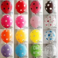 christmas items - Multi colors brithday decorations latex balloons party items wedding favor