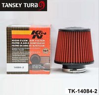 Wholesale Tansky Air Filter quot mm Air Intake Filter Height High Flow Cone Cold Air Intake Performance TK