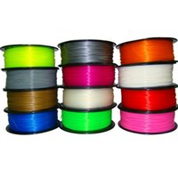 Wholesale KG piece Soft D Printer Flexible Filament For RepRap UP Mendel MM MM Elastic Plastic