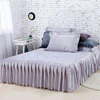 Cheap Fitted Sheet Best Light Grey Bedding