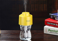Wholesale 2015 hot sale USB Portable Mini Water Bottle Caps Humidifier Air Diffuser Aroma Mist Maker