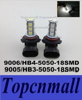 Wholesale LED Car Light Car Bulbs LED Flog Bulb Light HB4 HB3 SMD Head Lights Fog LED Bulbs Light V