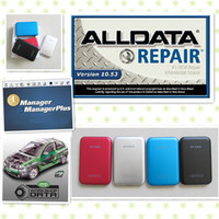 best auto repair - 2016 Newest Alldata auto repair Software mitchell manager vivid workshop alldata in1 in GB HDD one year warranty best price