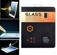 Wholesale 2 D mm Premium Tempered Glass Screen Protector Film For Apple iPad Air Air2 Mini iPhone S S Plus Retail Package
