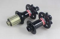 Wholesale Novatec D771SB D772SB MTB XC AM thru disc hubs Mountain bike front mm mm rear mm X12 through axle s s or XX1 or holes