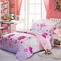 Wholesale Factory Direct NEW Home textile Promotion Reactive Bedding Set duvet cover set Bed linen Sheet Paris in the spring