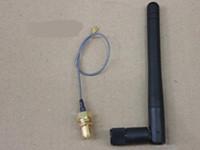 antenna control wire - Antenna G Wireless WIFI Module Matched with IPX turn SMA Wire DB Gain ZigBee UNO R3 ATMEGA RC Robot Remote Control Diy Kit