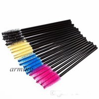 best hair mascara - Good quality Best price Disposable Eyelash Brush Cosmetic Makeup Tool Mascara Wands Applicato DHL