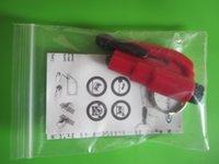 Wholesale 1000pcs Free ship Car Safety Hammer Mini Hammer Window Break Safety Lifesaving Hammer emergency hammer glass breaker