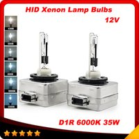best hid bulbs - BEST SALE pair BEST QUALITY V AC W HID XENON REPLACEMENT LAMP D1R D4R with K k K K k K