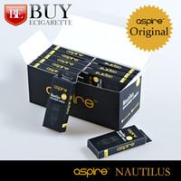 Wholesale Authentic Aspire nautilus bvc coil heads Original Nautilus Mini BVC coil Replacement ASSY Bottom Vertical Coil ohm