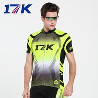 cycling jersey wholesale - Mysenlan K New Arrival Summer Quick Dry Breathable Cycling Jersey Sets For Men s short sleeve Cycling Sportswear Qiguang01
