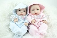 real doll - Silicone reborn baby dolls For Girls CM Lifelike lifelike baby dolls Real Looking Fashion bonecas briquedo