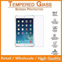 Wholesale iPad Mini Tempered Glass D H Clear Screen Protector for iPad Air Air iPad Mini Mini4 Tempered Glass