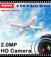 Wholesale Original Drones SYMA X5C RC Drone Helicopter Quadcopter with HD Camera G Axis RC Helicopter Toy