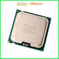 Wholesale E3300 Intel Original desktops cpu Intel Celeron Dual Core E3300 Ghz M Mhz LGA Cache Dual CORE