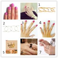aesthetics china - Simple bow ring hollow ring snake punk black female fingernails full of diamond bow ring ring ring ring female aesthetic joint eagle tail ri