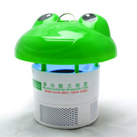 Wholesale hot sale original V Electrical Photocatalyst Lamp Mosquito Killer Bug Insect Moth Fly Catcher Trap Brand New