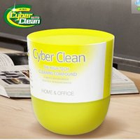 Wholesale Cyber Clean Cleaning plastic keyboard notebook camera phone safety soft Cleaner g