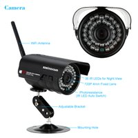 Wholesale szsinocam CH HD P H NVR Kit WiFi Camera with Win8 UI and Touch Panel Surveillance System dhl S489
