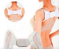back and shoulder support - Men and Women Posture Back Support Corrector Belt Band Feel Young Belt Brace Shoulder Braces Supports