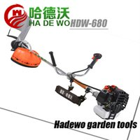 Wholesale GERMANY HADEWO lawn mower used Brush Cutter farm machine for grass cutting starter replacement walbro carburetors