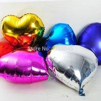 aluminum foil suppliers - quot New Heart Shape Aluminum Foil Balloon Wedding Birthday Party Decoration Wedding Supplier B003