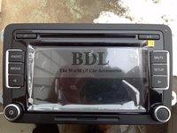 Wholesale car dvd DHL VW Car Radio Stereo RCD510 With Code Support usb Reverse Camera RVC For Golf Jetta MK5 MK6 Passat B6 CC B7