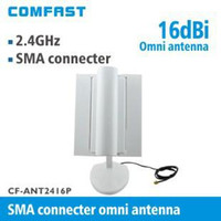 Wholesale original Roof External Antenna for wireless project COMFAST CF ANT2416P dBi Signal king high gain stable power wifi antenna