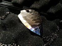 arrow weights - Pure Titanium Handmade Arrow Head Design with Hand Force Grinded Firestone Surface Rianbow Color Light Weight g pc