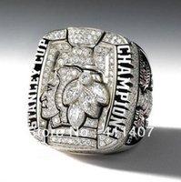 Chicago Blackhawks Campeonato Anillo de 2010, modificados para requisitos particulares de los anillos, el anillo de los hombres, joyería de deporte del hockey