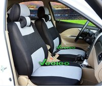 accord seat covers - 7 Colors Universal Seat Cover For Honda Fit Civic Accord Spirior Stream With Breathable Material Logo