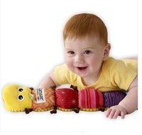 Wholesale Lamaze Musical Inchworm plush baby toys Educational toy Hot XMAS Christmas Gift