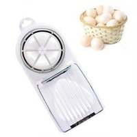 Wholesale 2014 New TS in1 Kitchen Egg Tools Stainless Steel Convenient Egg Slicer Cutter ST