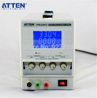 atten power supply - Single channel Constant Voltage Constant Current power supply ATTEN Regulated DC power supply TPR3005T Variable V A