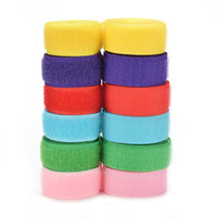hook and loop fasteners - 1 Set Rolls cm cm Sew On Magic Sticky Self Adhesive Hook and Loop Fastener Tape Pad