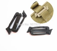 Wholesale POM Quickdraw Siamese Slik Clip Buckle For Connecting mm Molle Webbing