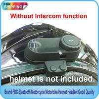 Wholesale Original Brand FDC Bluetooth Motorcycle Motorbike Helmet Headset Good Quality