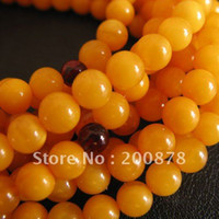 baltic amber prayer beads - BRO698 Tibetan Yellow Beeswax MILA Rosaries Natural Baltic Amber Prayer Beads Mala girls bracelet