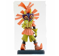 Wholesale Majoras Mask Action Figure The Legend of Zelda Action Figure Zelda Majora s Mask Skull Kid Collectible Model Toy EMS