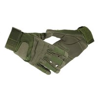 Wholesale New Arrival Outdoor Sports Blackhawk Camping Tactical Airsoft Hunting Motorcycle Racing Riding Military Gloves Armed Mittens CL00756