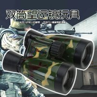 Wholesale Children Yiwu toy telescope binoculars high powered binoculars to spread good sources Yiwu