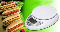 Wholesale New kg g g High Precision digital kitchen scale baking scale ingredients Scales