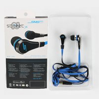 best mute button - 2015 Best Selling SMS Audio cent In Ear headphones Mini cent Headset with mic and mute button earphone STREET by Cent earbud