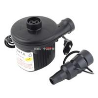 ac electric air pump - 1pc AC Electric Air Pump Inflate Deflate Toys Air Bed Compre