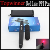 Red page up - PPT PP Wireless USB Red Laser Pen Wireless Powerpoint Laer Pointers with Page Up Down Function and Lock Switch DHL