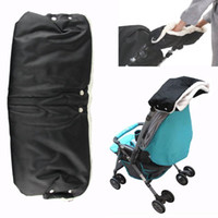 baby jogger twin stroller - Stylish New Kids Baby Pram Stroller Hand Muff Waterproof Gloves Warmer Winter Jogger Gift