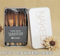 Wholesale Professional Makeup Brush Set Make up Toiletry Kit Woollen Brand Make up Brush Suit Horse Brush With Small Box