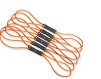 accessories postage - 5 Traditional High Elastic Slingshot Accessories Card Ball Four Strand Round Rubber Group Pull Large Latex Tube Free Postage