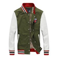 under armour - baseball uniform Fashion Brand Clothes Man Jacket College Jackets Men Sportswear Windcheater Casual Baseball Jacket Short Coat For Men